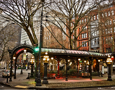 Things to Do in Seattle - Pioneer Square