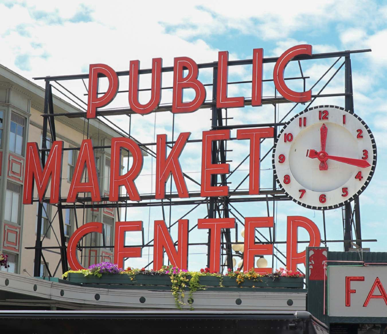 Things to Do in Seattle - Pike Place Market