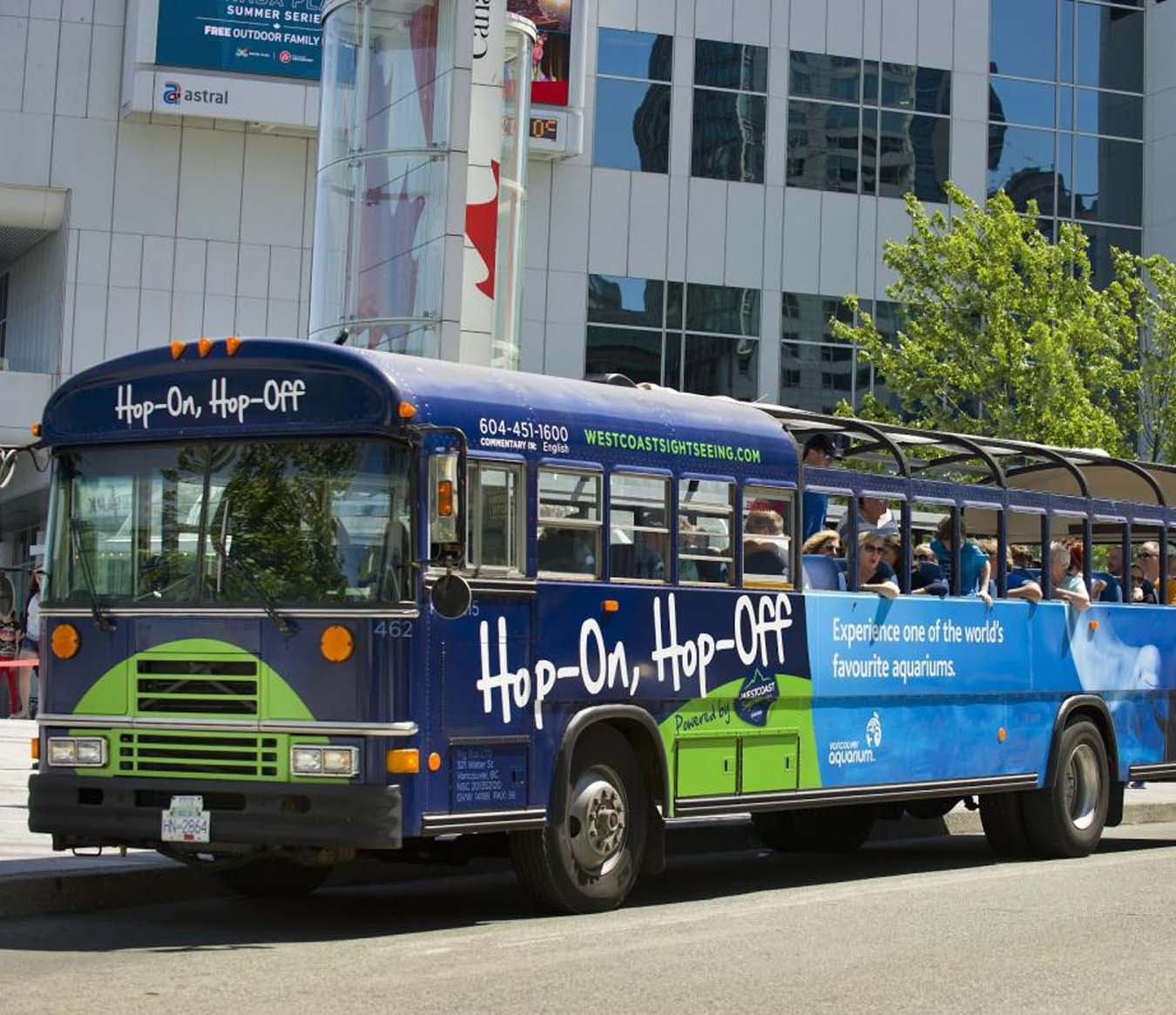 Things to Do in Vancouver - Hop-On Hop-Off Vancouver City Tour