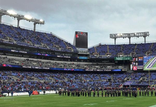 Dallas Cowboys at Baltimore Ravens