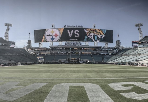 Pittsburgh Steelers at Jacksonville Jaguars