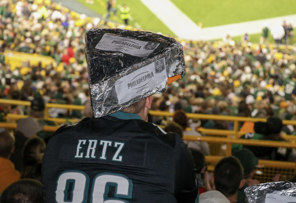 Philadelphia Eagles at Green Bay Packers
