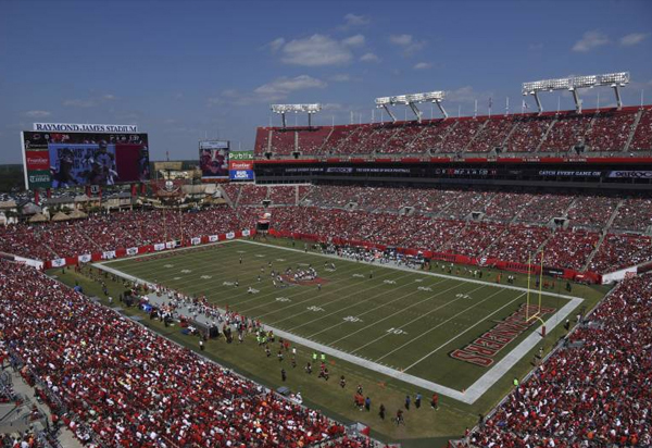 Kansas City Chiefs at Tampa Bay Buccaneers