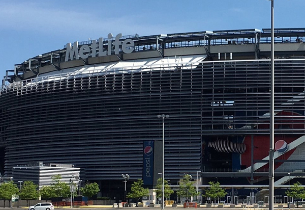 Tampa Bay Buccaneers at NY Giants