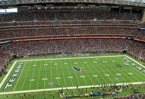 Baltimore Ravens at Houston Texans