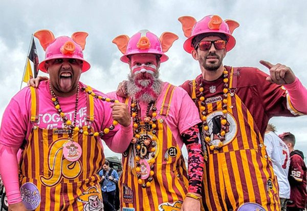 Baltimore Ravens at Washington Redskins
