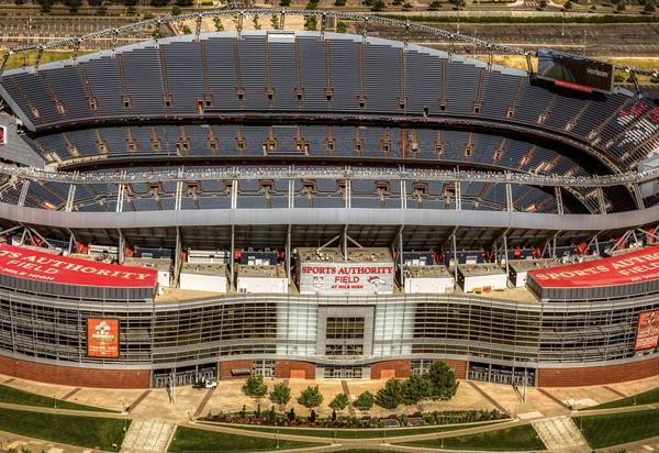 New Orleans Saints at Denver Broncos