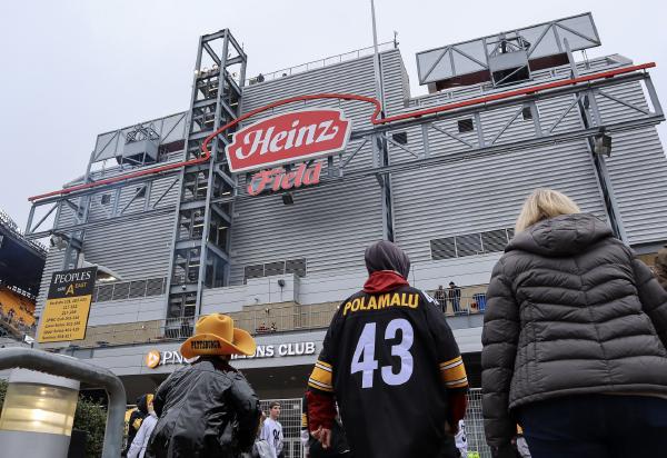 Cincinnati Bengals at Pittsburgh Steelers Travel Packages