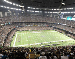 Kansas City Chiefs at New Orleans Saints