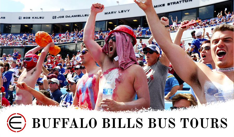 Buffalo Bills Bus Tours