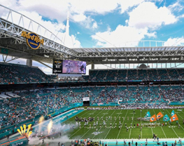 Miami Dolphins Home Opener