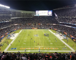 Tampa Bay Buccaneers at Chicago Bears