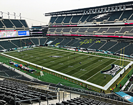 New Orleans Saints at Philadelphia Eagles