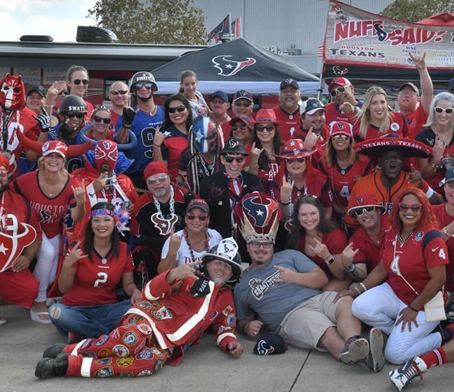 Houston Texans Travel Packages