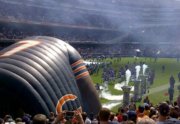 Indianapolis Colts at Chicago Bears
