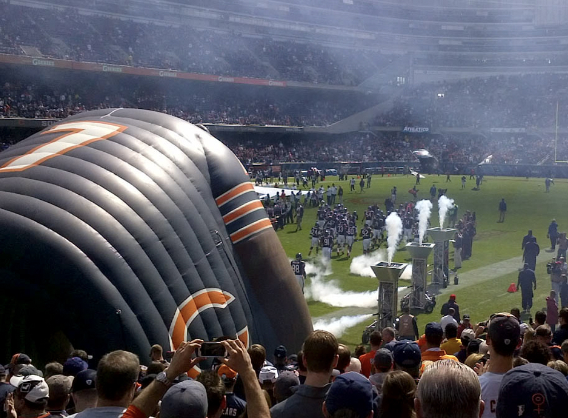 Chicago Bears Travel Packages