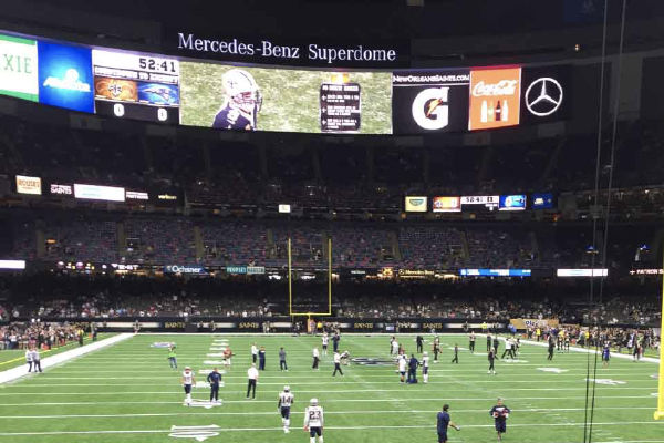 New Orleans Saints Vacation Packages