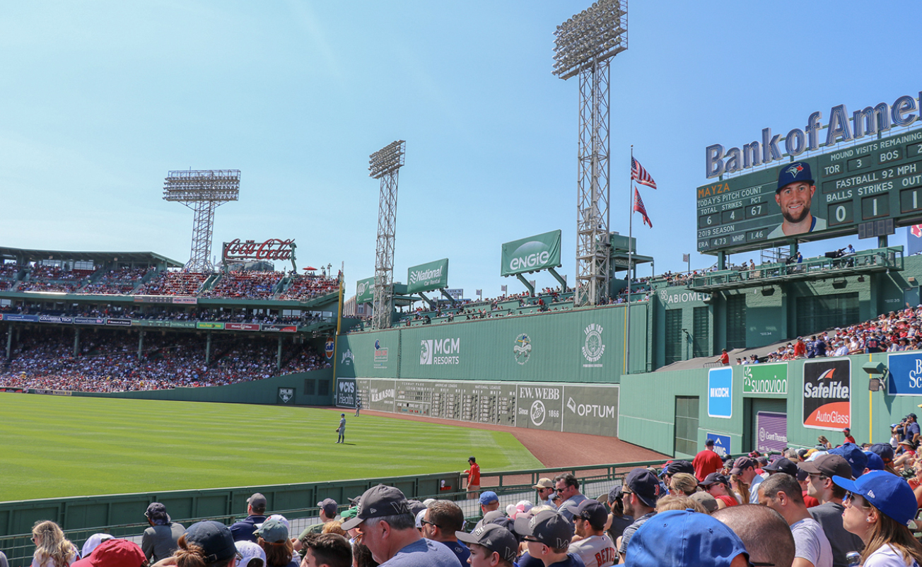 Boston Red Sox Vacation Packages