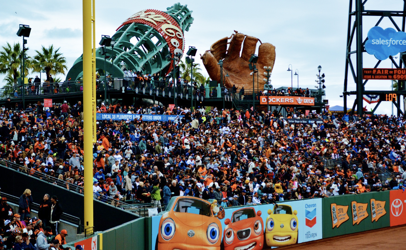 San Francisco Giants Travel Packages