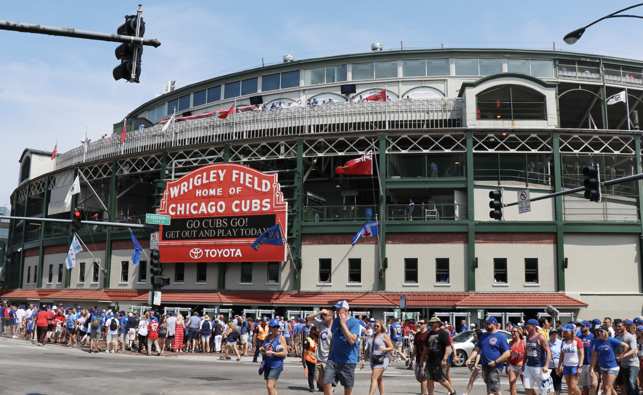 Chicago Cubs Vacation Packages