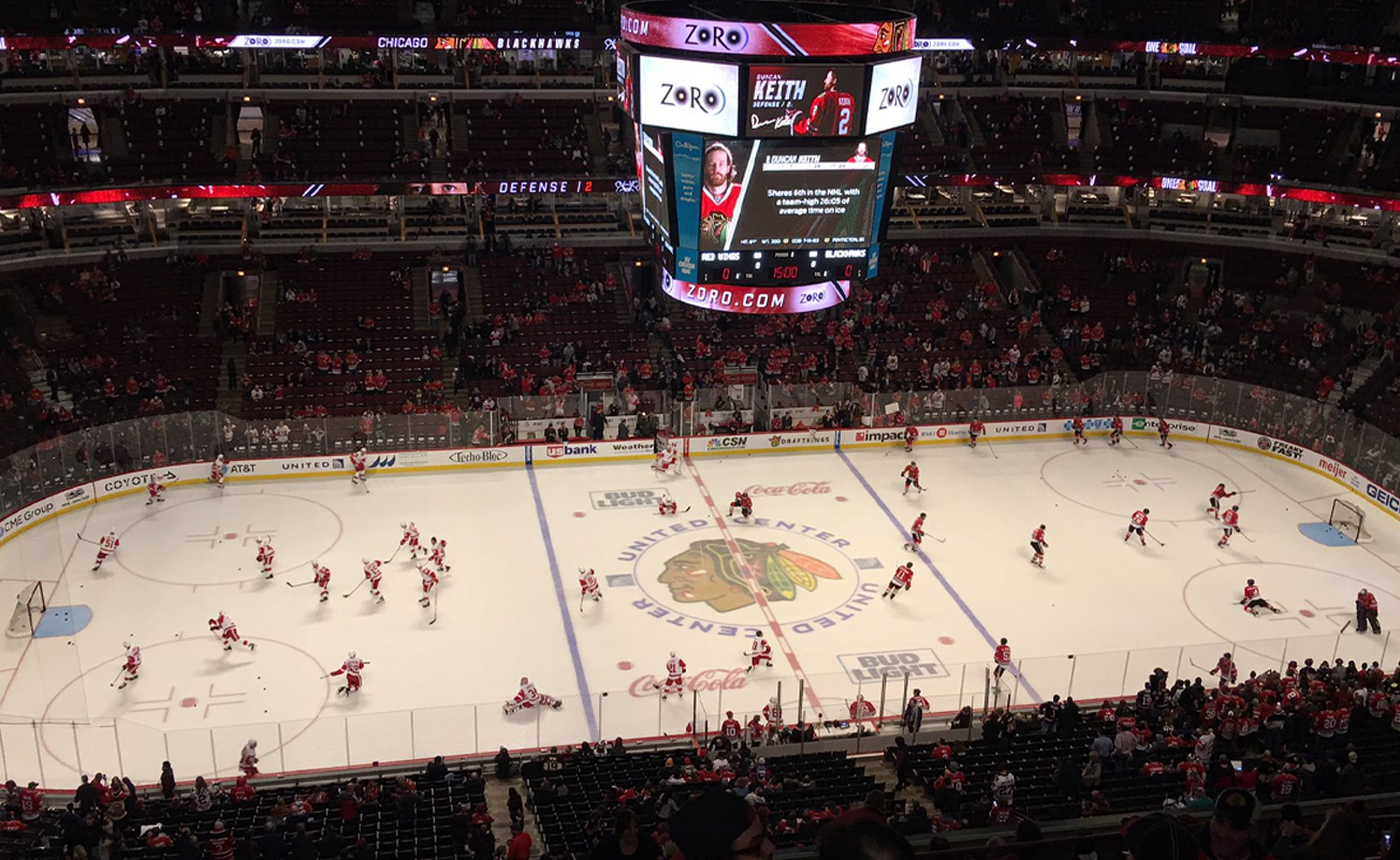 Chicago Blackhawks Vacation Packages