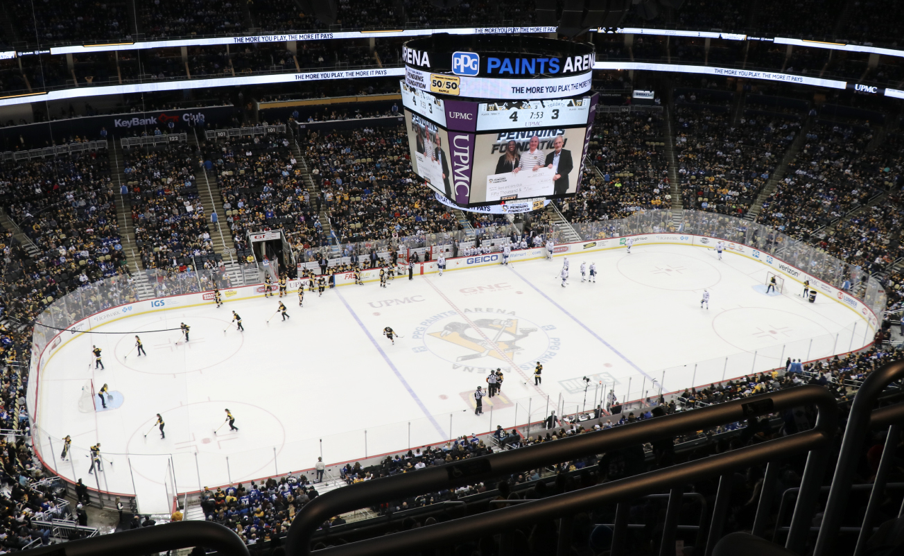 Pittsburgh Penguins Vacation Packages