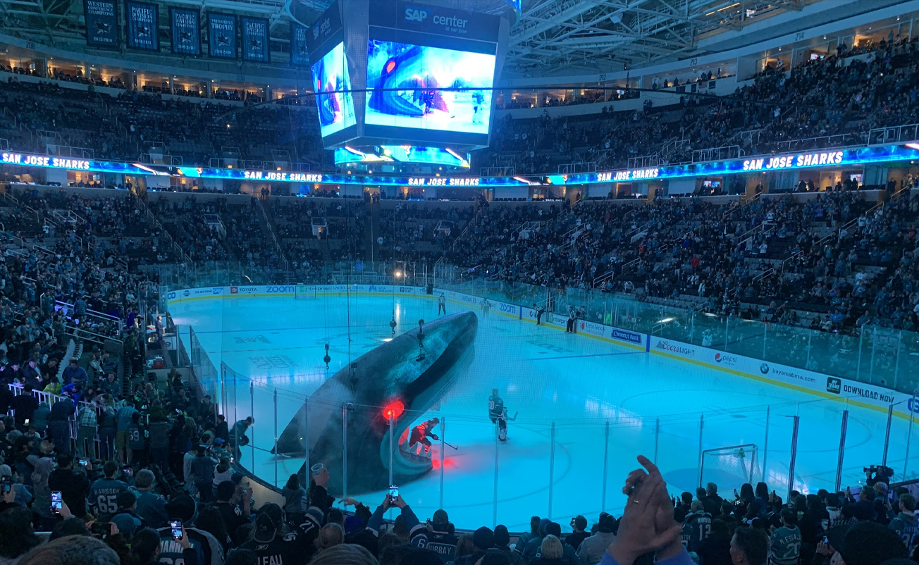 San Jose Sharks Vacation Packages