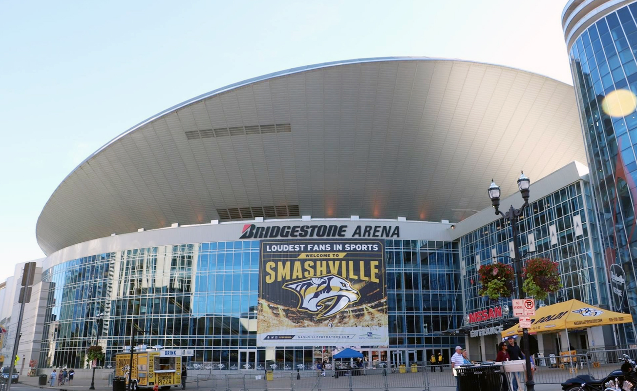 Nashville Predators Vacation Packages