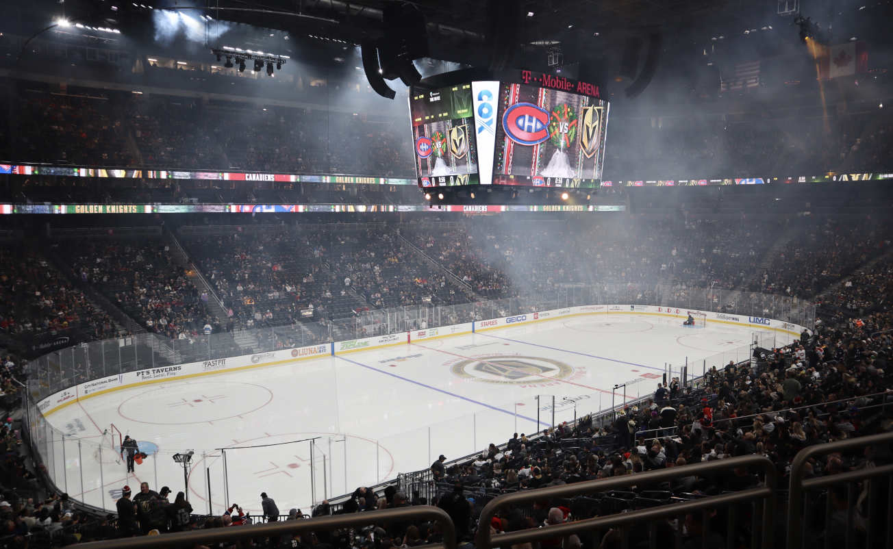 Vegas Golden Knights Vacation Packages
