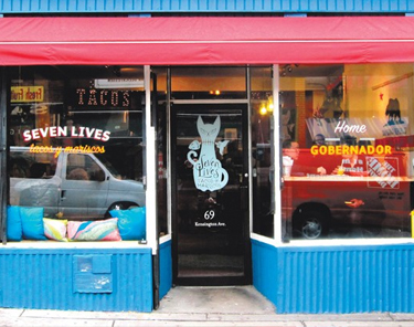 Where To Eat In Toronto - Seven Lives