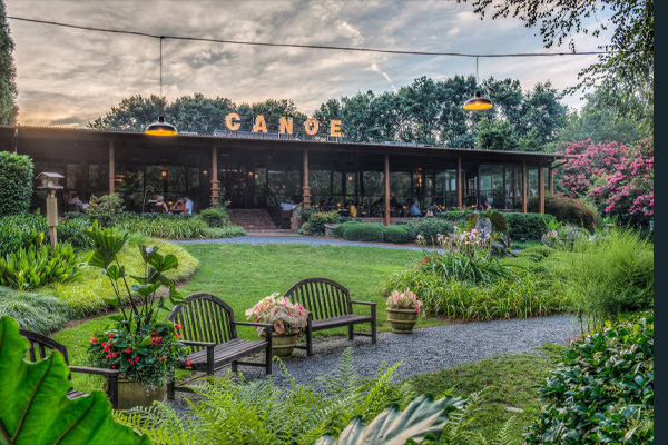 Where to Eat In Atlanta - Canoe