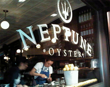 Where to Eat In Boston - Neptune Oyster