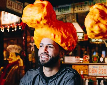 Where to Eat In Buffalo - Anchor Bar