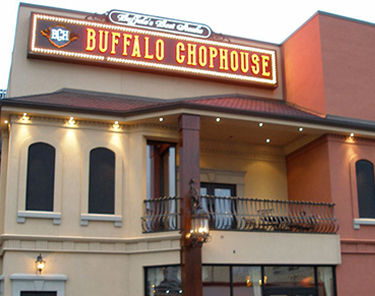 Where to Eat In Buffalo - Buffalo Chophouse