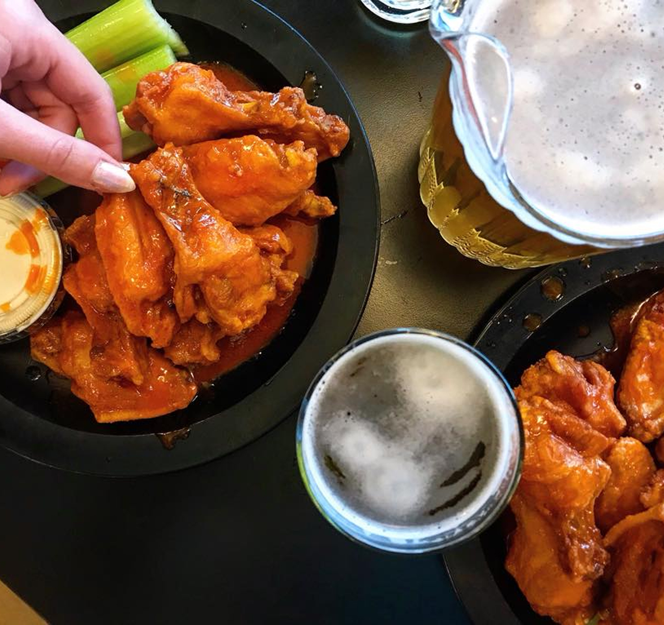 Where to Eat In Buffalo - Duff's Famous Wings