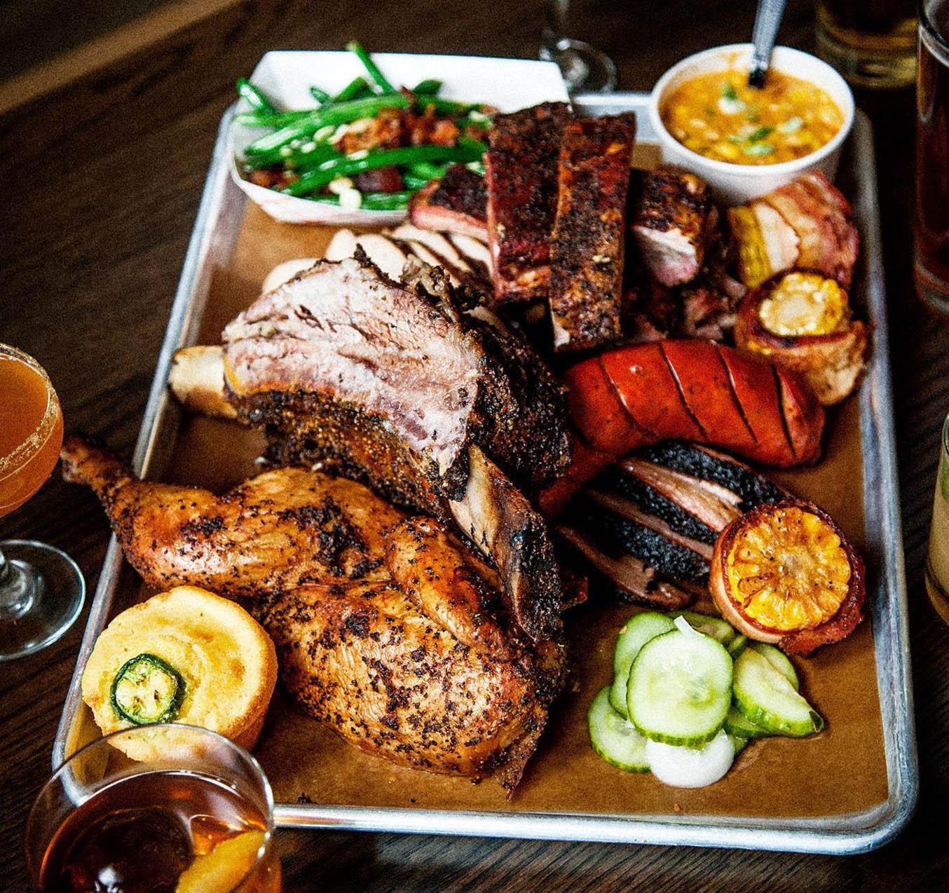 Where to Eat In Calgary - Hayden Block Smoke & Whiskey