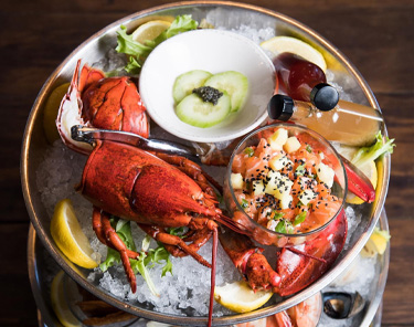 Where to Eat In Charlotte - Sea Level