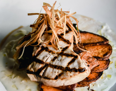 Where to Eat In Cleveland - Blue Point Grille