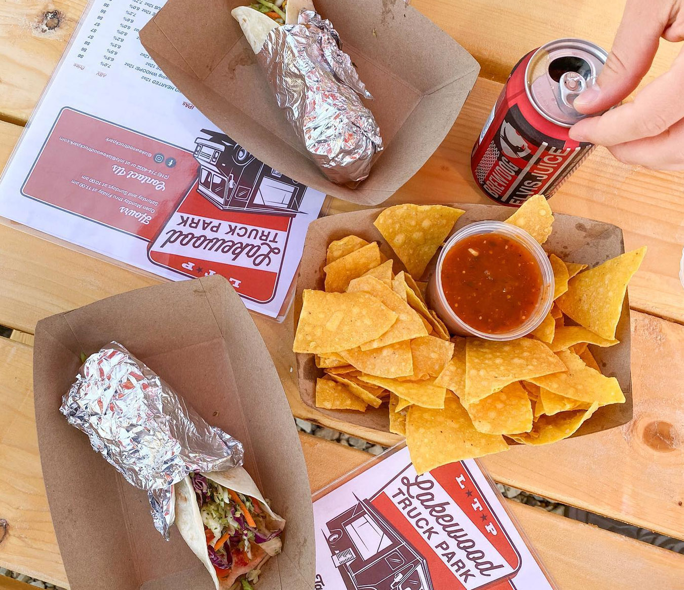 Where to Eat In Cleveland - Barrio