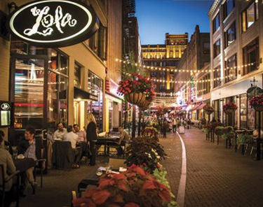 Where to Eat In Cleveland - Lola