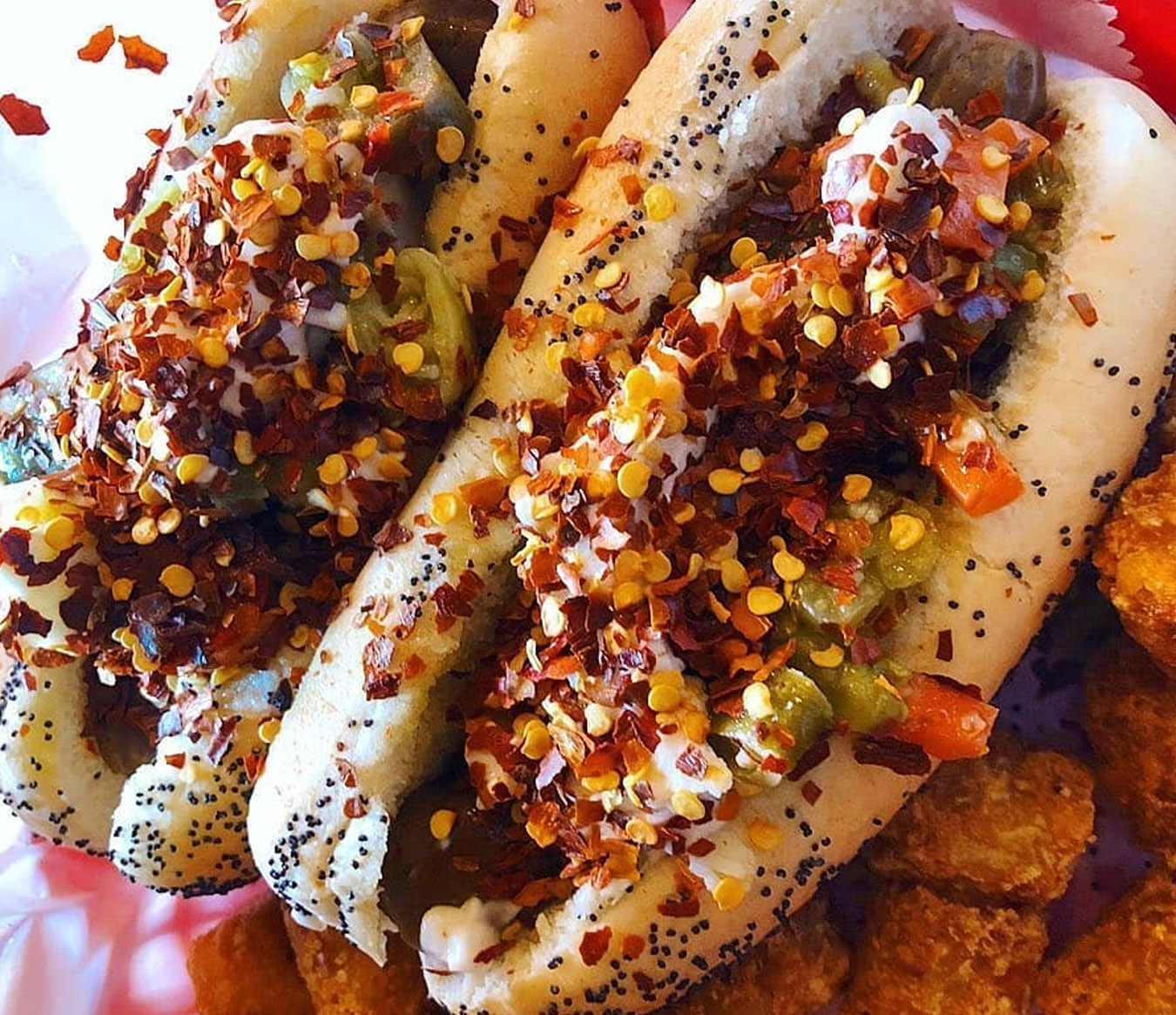 Where to Eat In Columbus - Dirty Frank's Hot Dog Palace