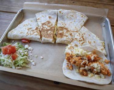 Where to Eat In Dallas - Taqueria La Ventana