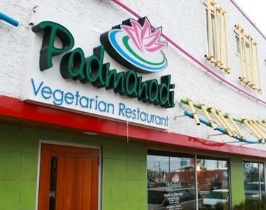 Where to Eat In Edmonton - Padmandi