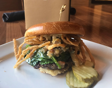 Where to Eat In Indianapolis - Bru Burger Bar