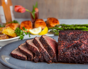 Where to Eat In Indianapolis - Weber Grill Restaurant