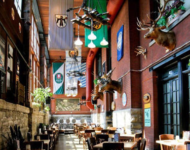 Where to Eat In Indianapolis - The Rathskeller