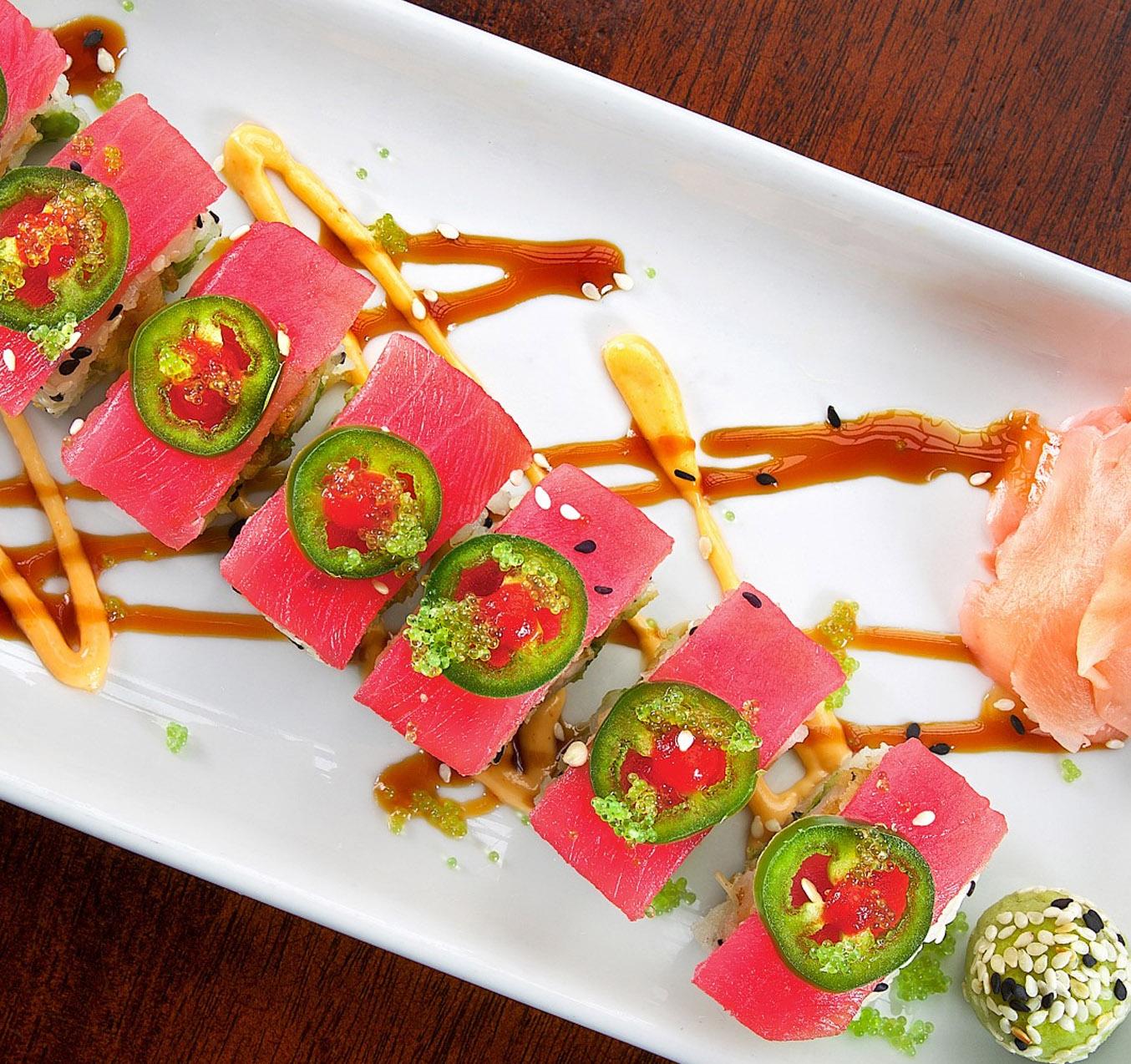 Where to Eat In Jacksonville - The Black Sheep Restaurant