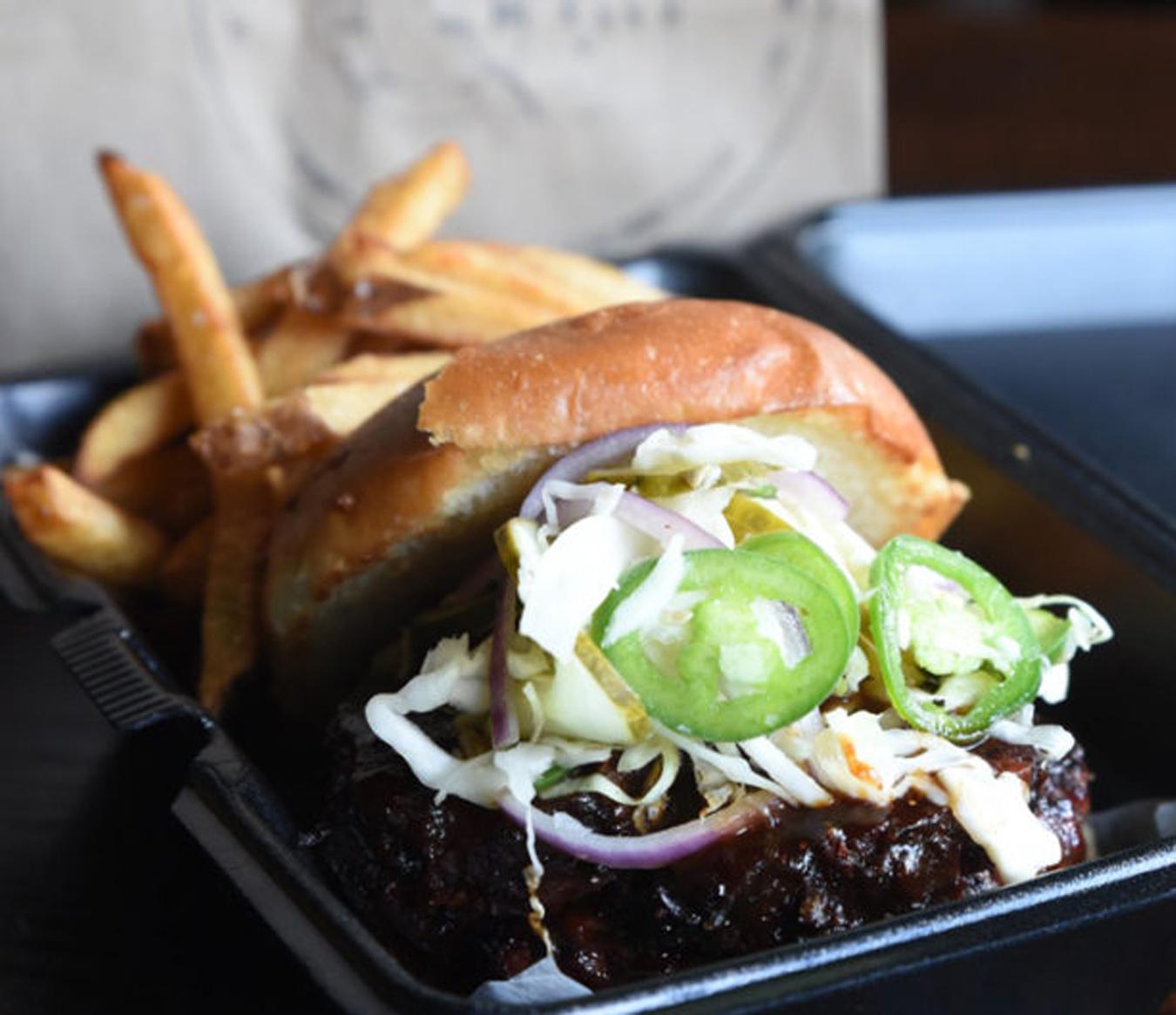Where to Eat In Kansas City - Q39 Midtown