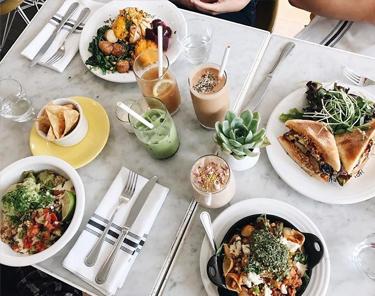 Where to Eat In Kansas City - Cafe Gratitude