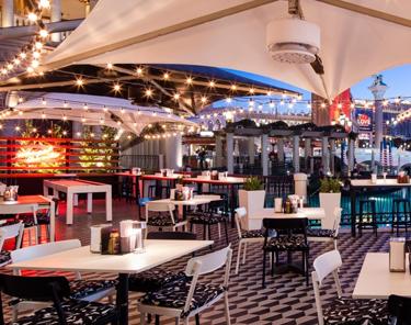 Where to Eat In Las Vegas - Black Tap Vegas